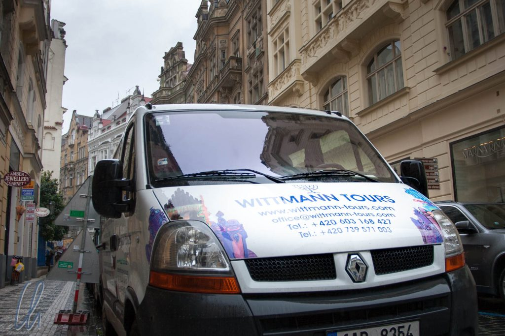 Wittmann-Tours in Prag