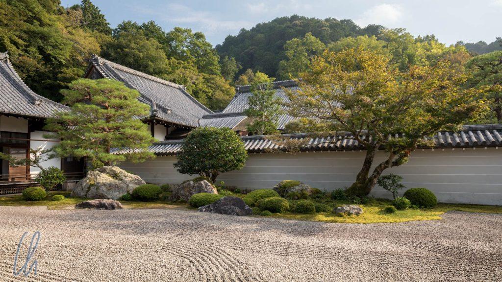 Zen Garten im Nanzen-ji