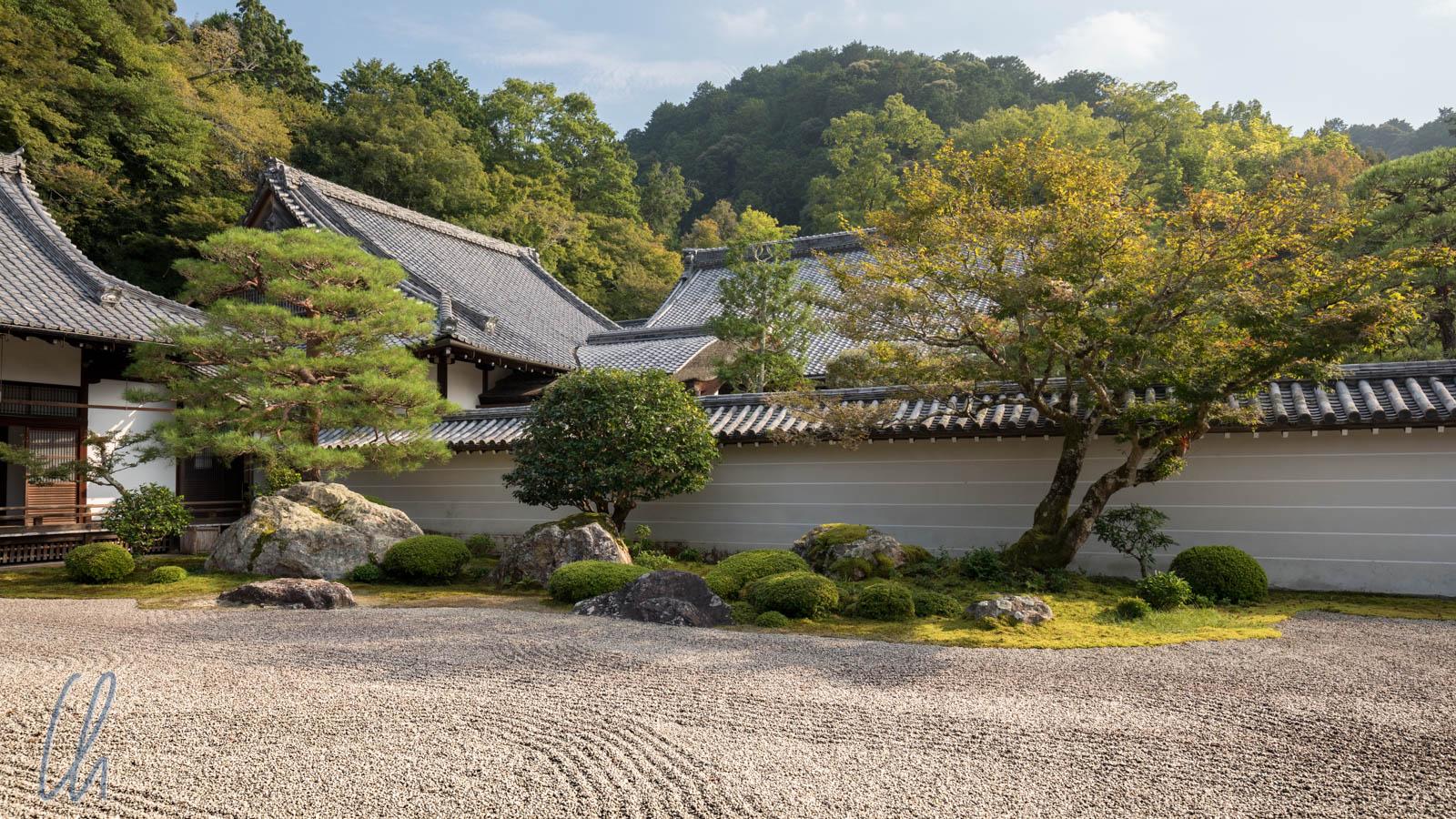 Kyoto Die Grosse Kultur Mit Tempeln Schreinen Und Garten