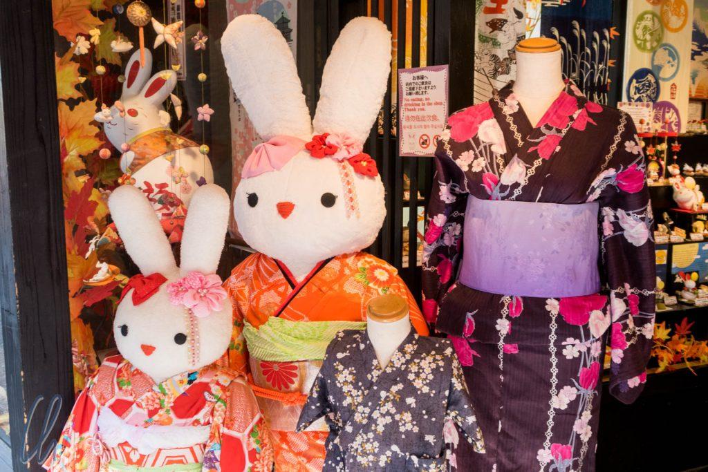 Kawaii Kimono-Verleih