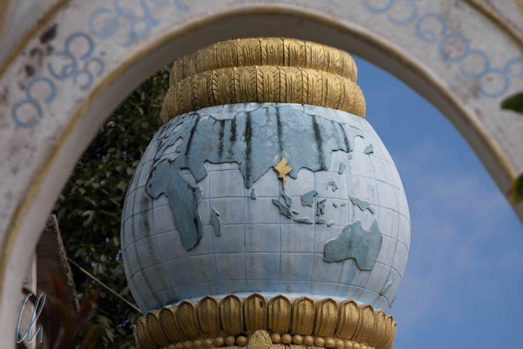 Myanmar, das goldene Land
