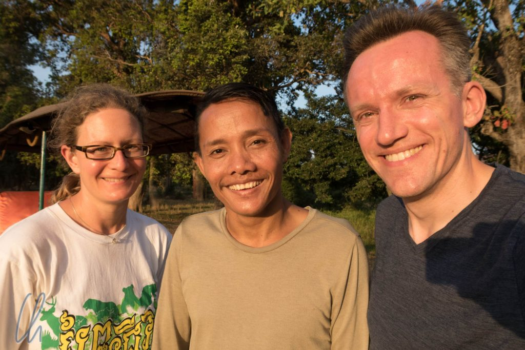 4 Tage unterwegs mit Sa in Siem Reap