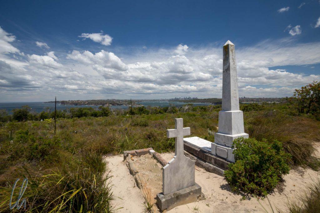 Der dritte Quarantäne Friedhof