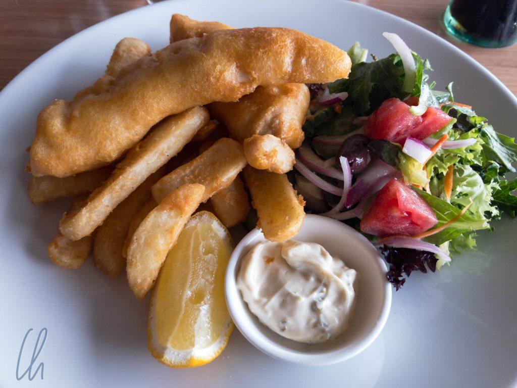 Fish'n'Chips, ein echter Klassiker in der Deluxe-Variante