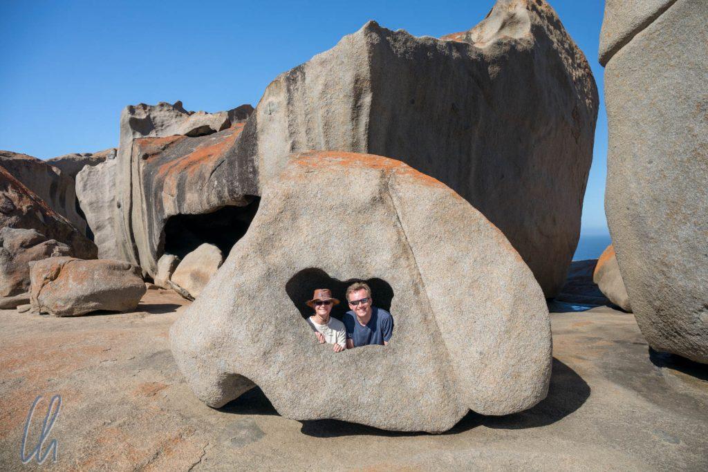 Wirklich bemerkenswert, die Remarkable Rocks
