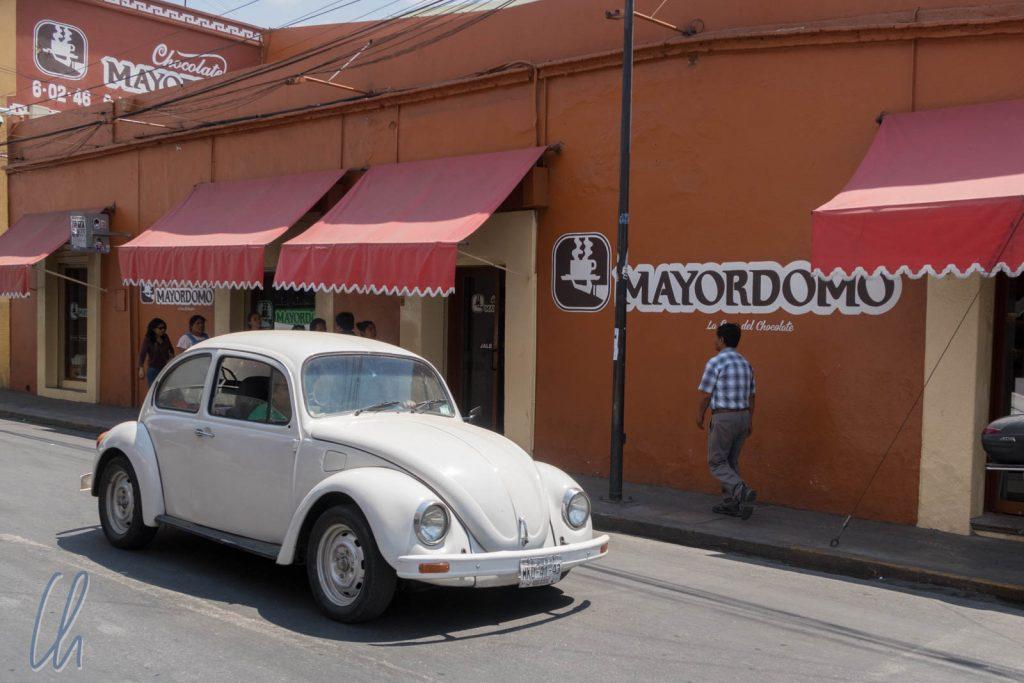 Die beste Schokolade von Oaxaca: Eine der Mayordomo-Filialen