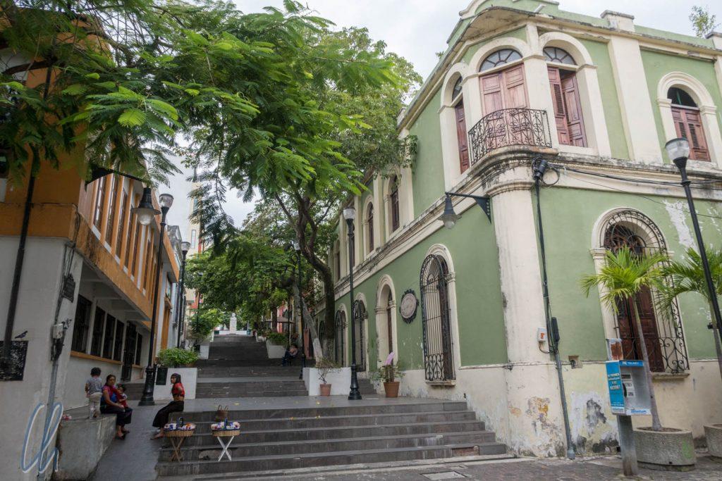 Villahermosa hat auch seine schönen Ecken