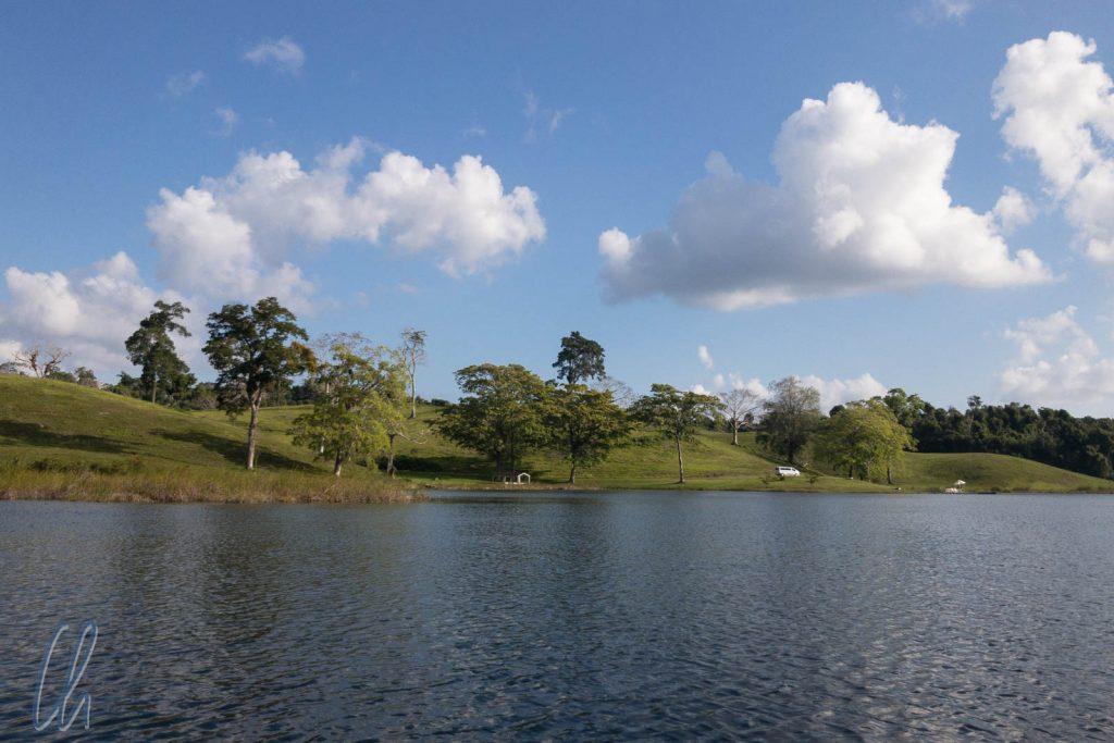 Unterwegs auf der Laguna Verde