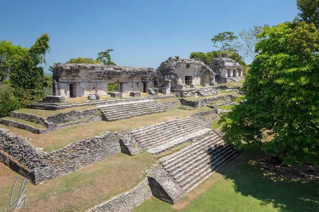 Palenque: Der Templo del Conde