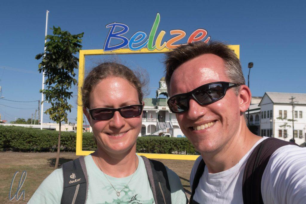 Belize-Selfie