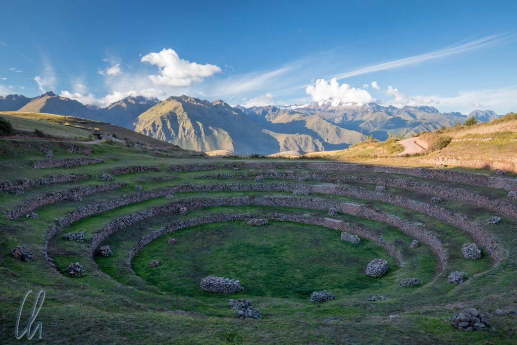 Moray, das Agrarinstitut der Inka