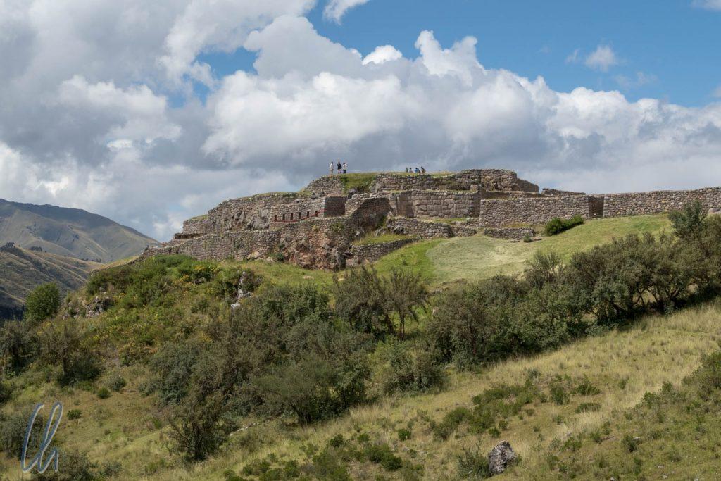 Die Inka-Anlage Pukapukara