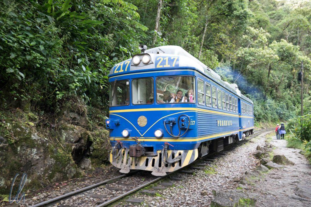 Der Inka-Regional-Express