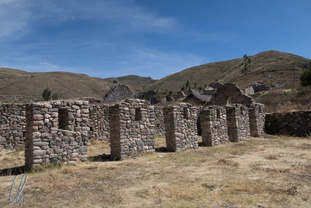 Die (Prä-)Inka Ruinenstadt Uyo Uyo