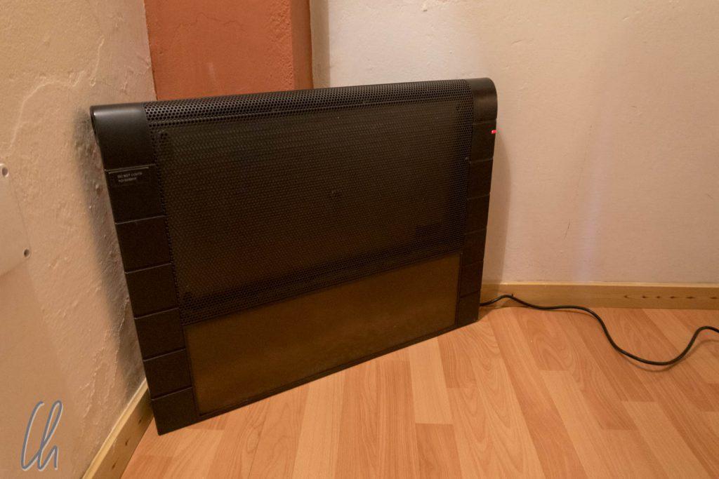 Kein Fernseher, sondern ein Deluxe Heizkörper