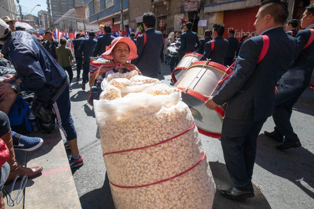 Popcorn im Überfluss