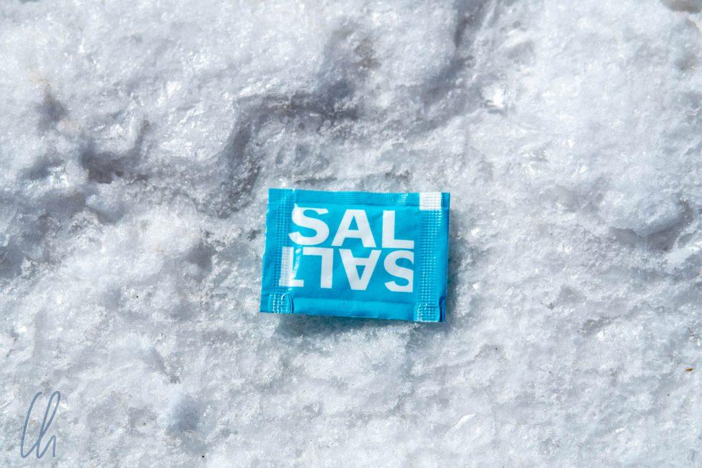 Eulen nach Athen? Wozu Salz zum Picknick auf dem Salar mitbringen?