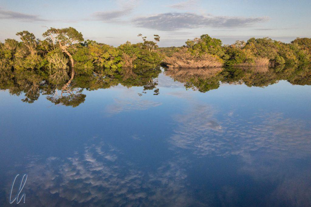 Abschied vom Parque Nacional do Jaú