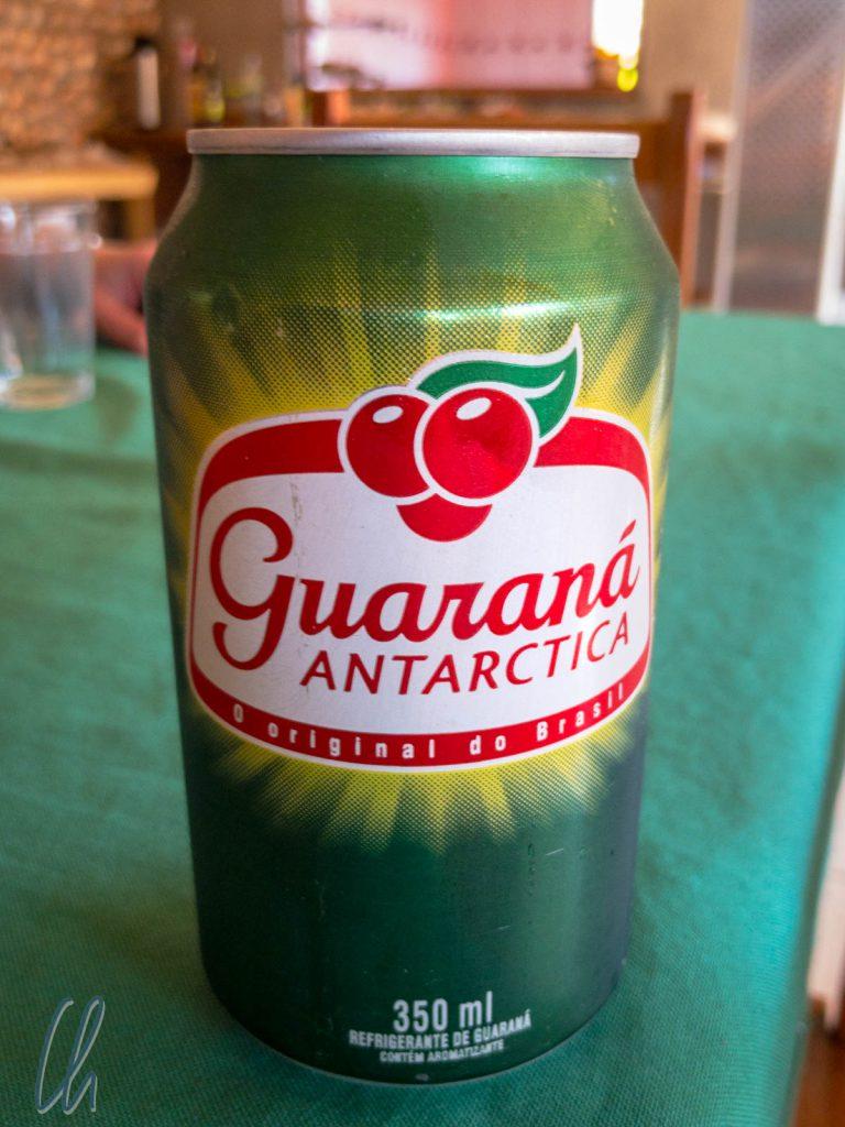 Guaraná, die brasilianische Coca Cola
