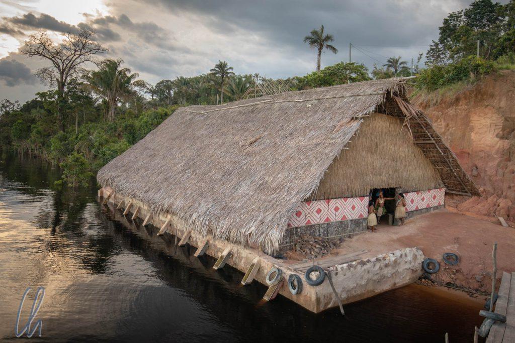 Das Versammlungshaus der Tatuyu