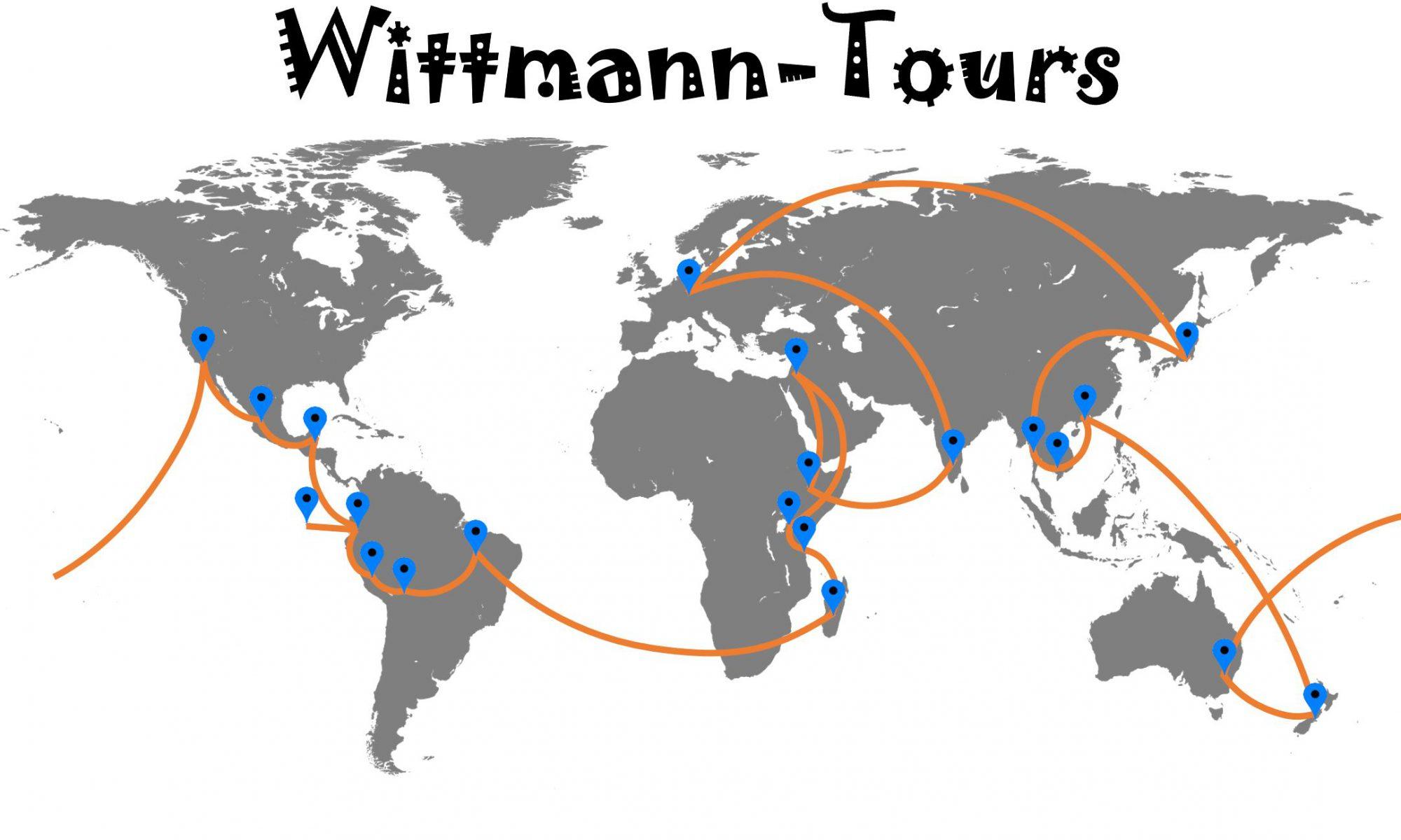 Wittmann Tours