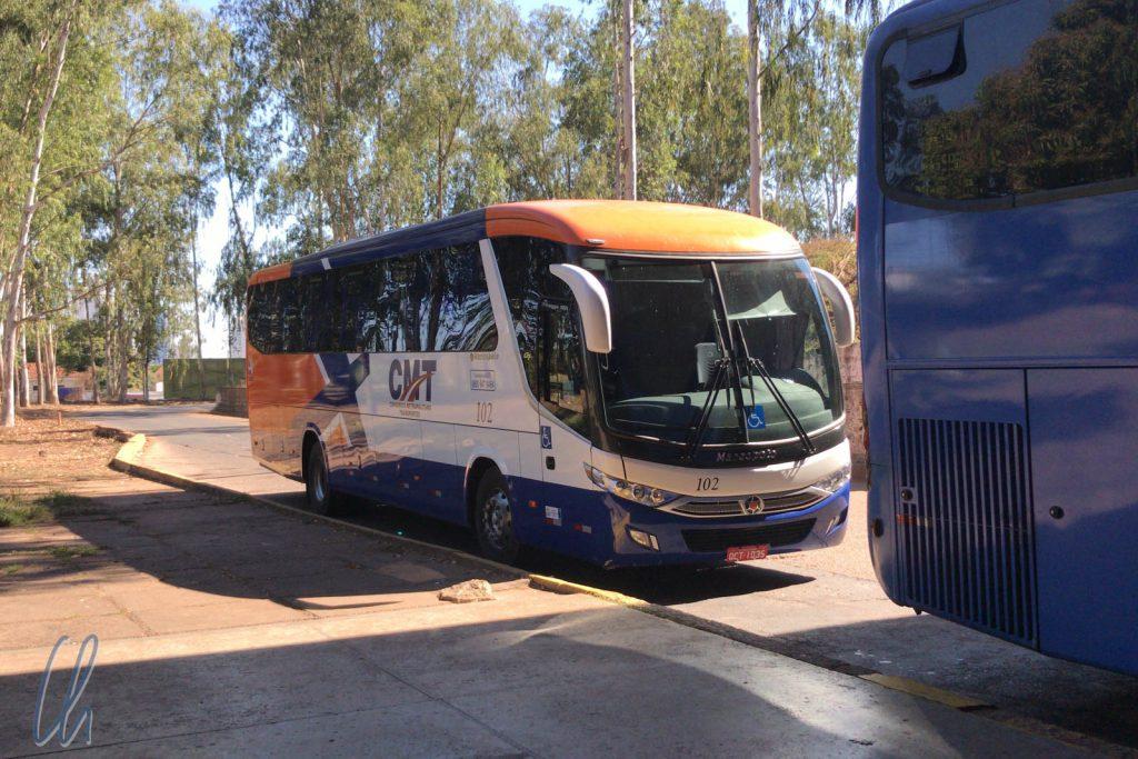 Ist das unser Bus?