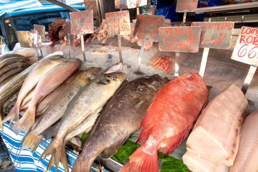 In Brasilien isst man Rindfleisch, klar, aber es gibt auch exzellenten Fisch!