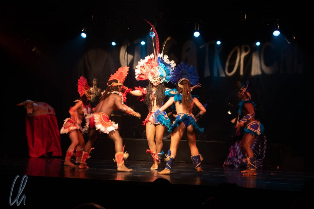 Auch ohne Karneval - Heiße Rhythmen in Rio