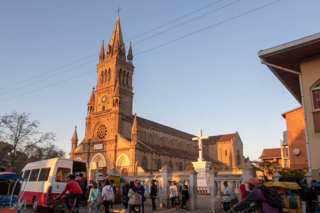 Die Cathédrale Notre Dame de la Salette in Antsirabe