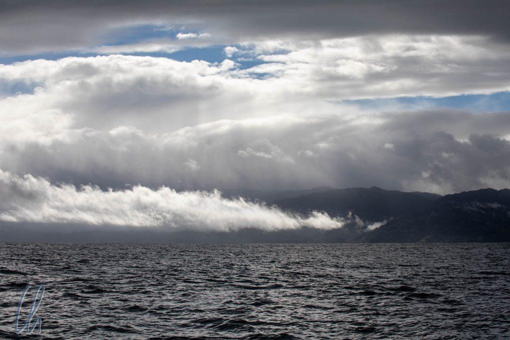 Wolken auf allen Ebenen