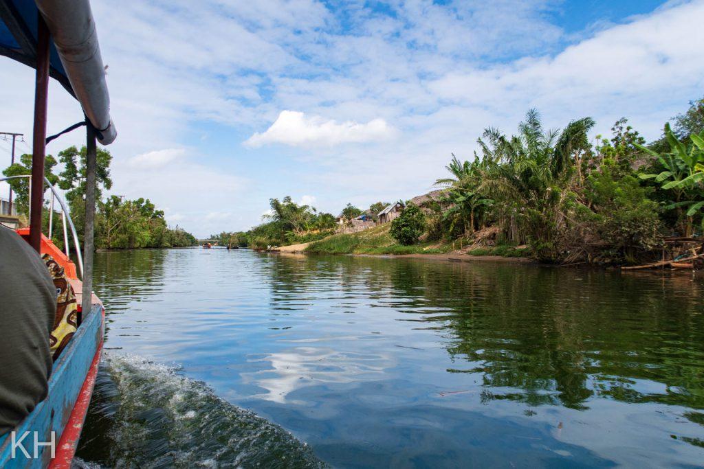 Der Pangalanes-Kanal: die vielleicht wichtigste Wasserstraße Madagaskars