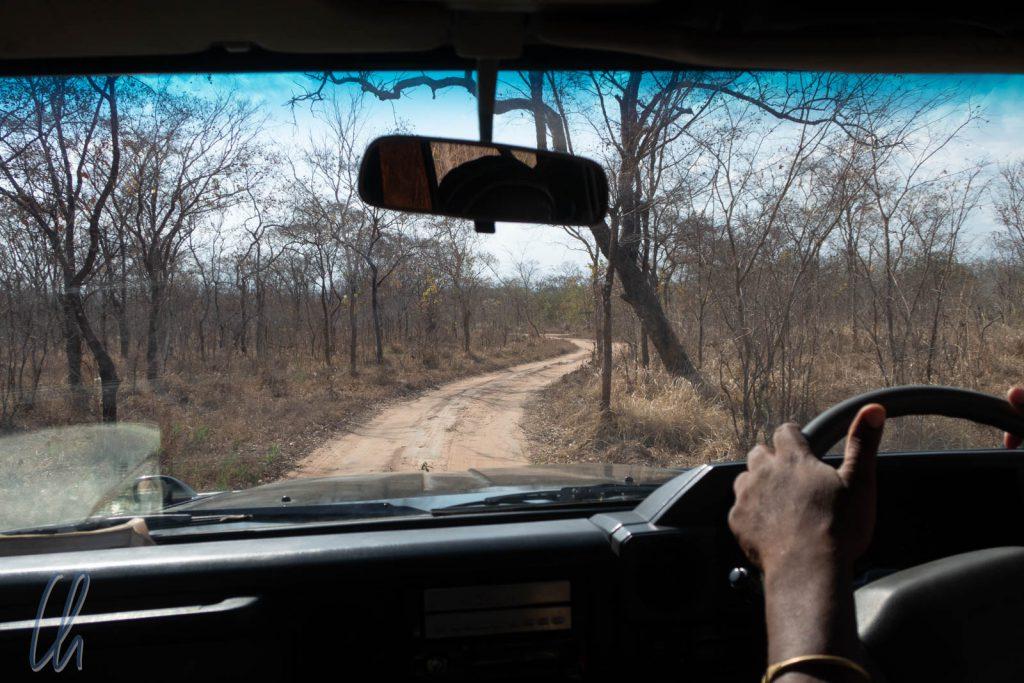 Auf den letzten Metern zur Mikumi Safari Lodge