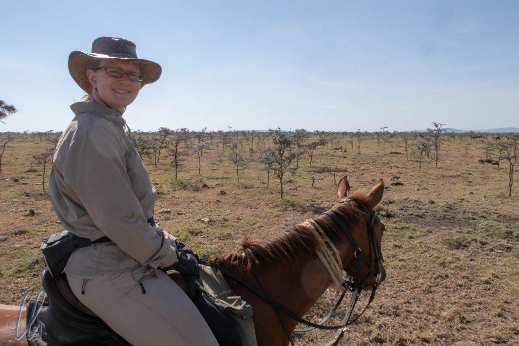 Kleiner Tipp: Das Tier, das wir in diesen Bild suchen, ist nicht das Pferd ;)