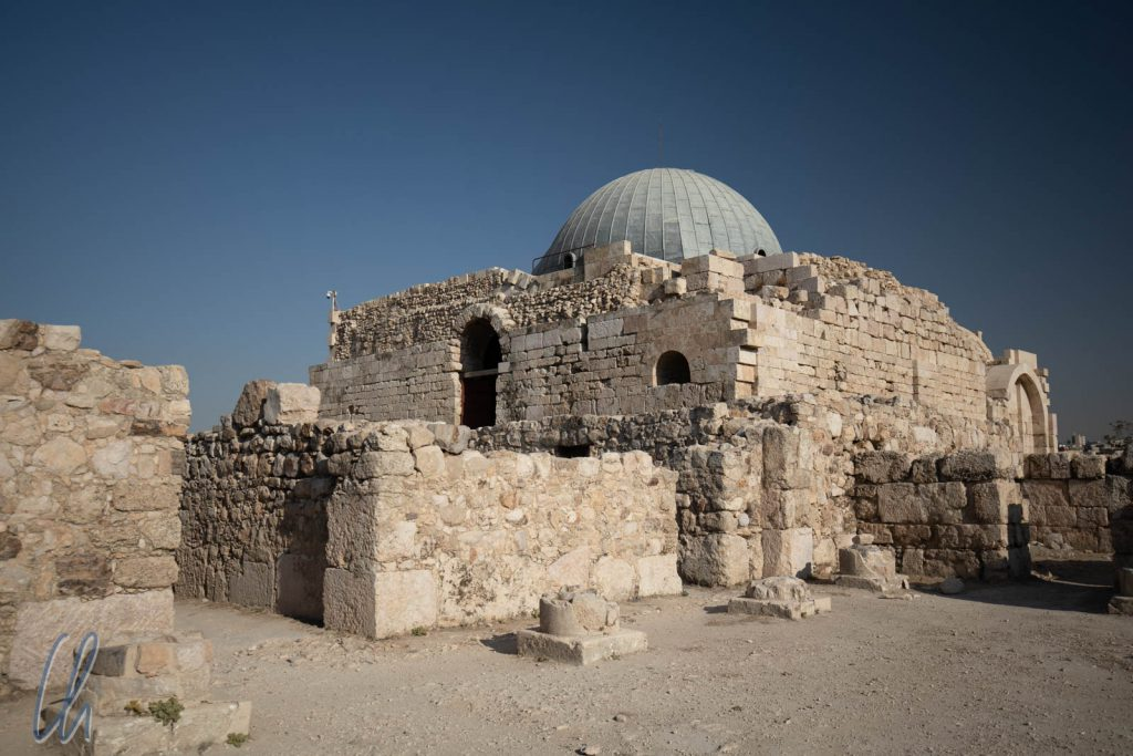 Der Umayyaden Palast