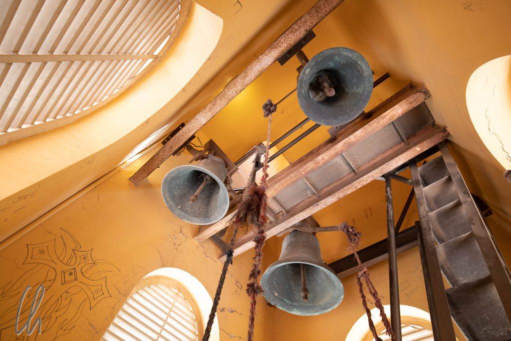 Die Glocken der Kirche Johannes des Täufers