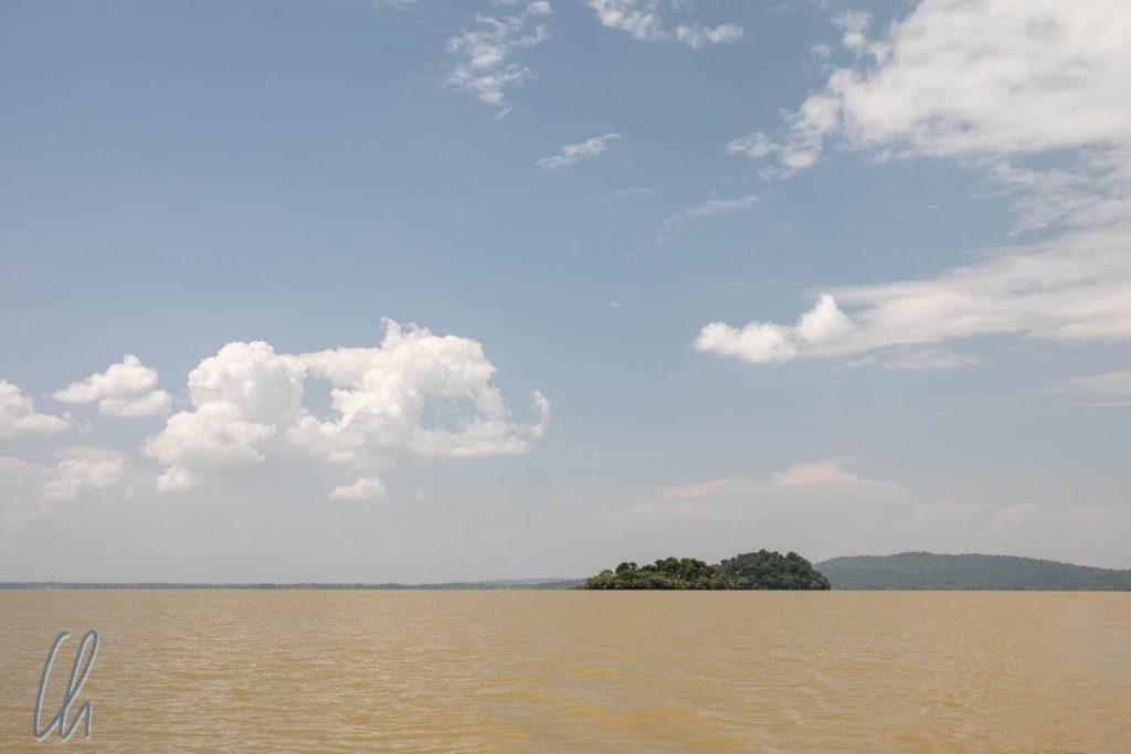 Der Tanasee, Äthiopiens größter See