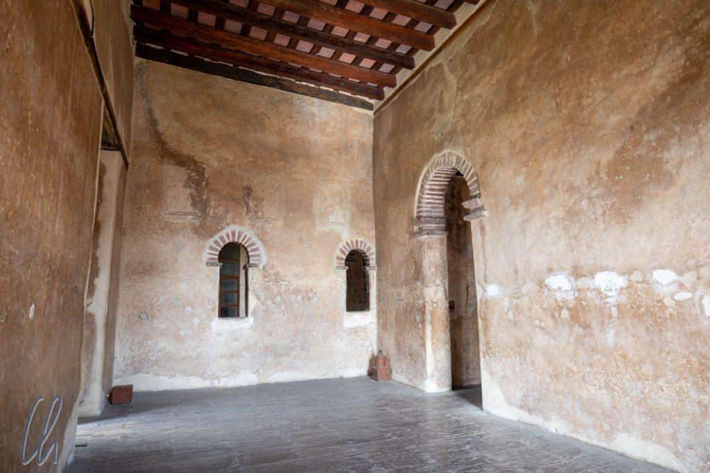 Die kaiserlichen Räumlichkeiten in Kaiser Fasilides Palast