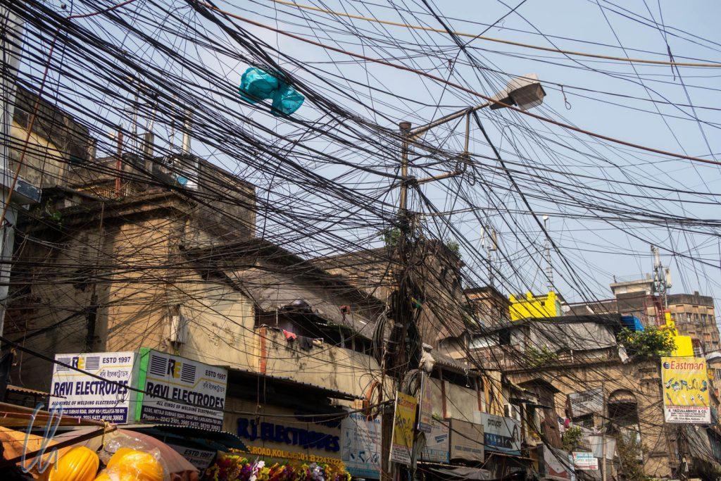 Den bunten, aufregenden Alltag in Indien empfanden wir als sehr sympathisches, kreatives Chaos.