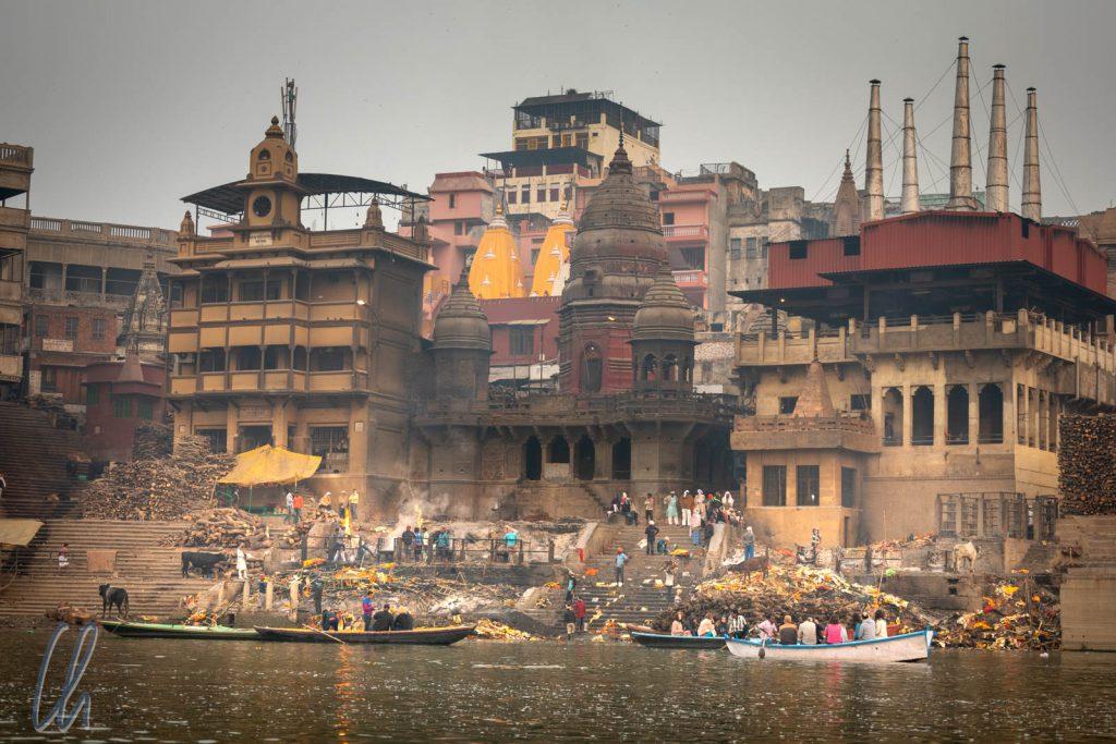 Das Manikarnika Ghat