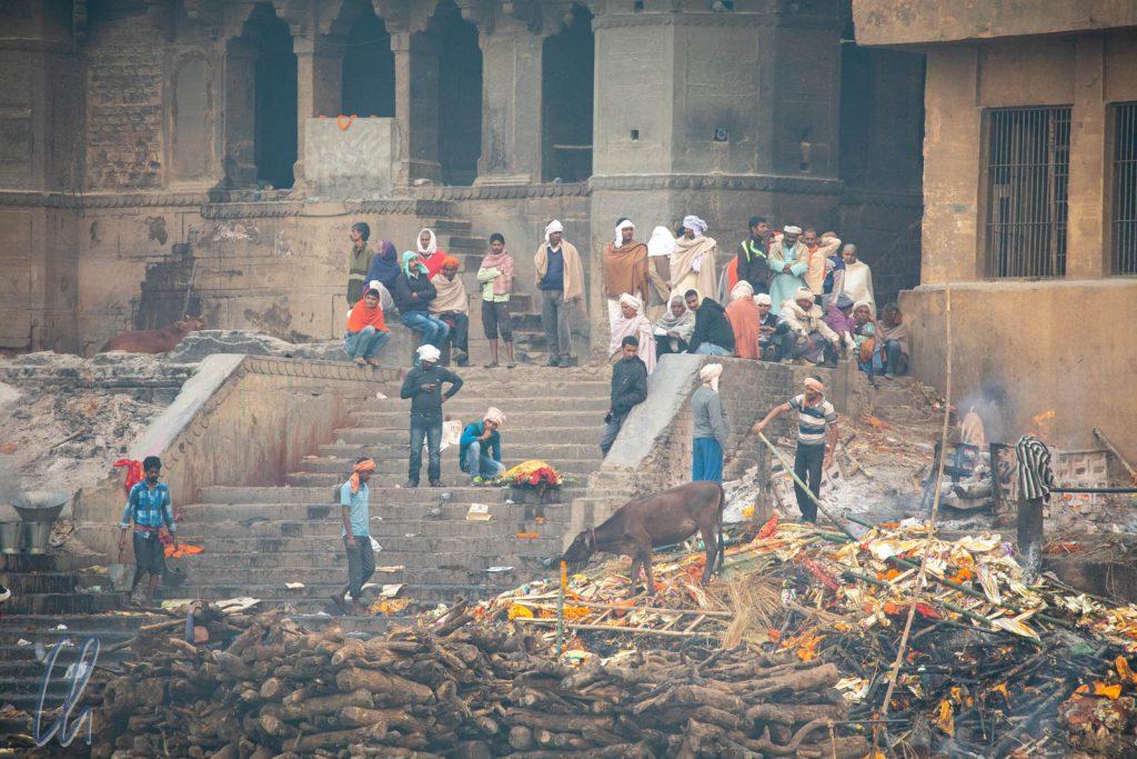 Müll-Management in Varanasi