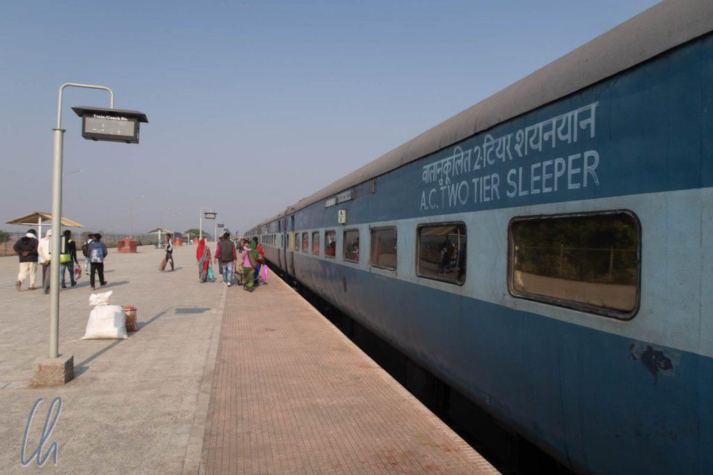 Der Khajuraho Udaipur Express