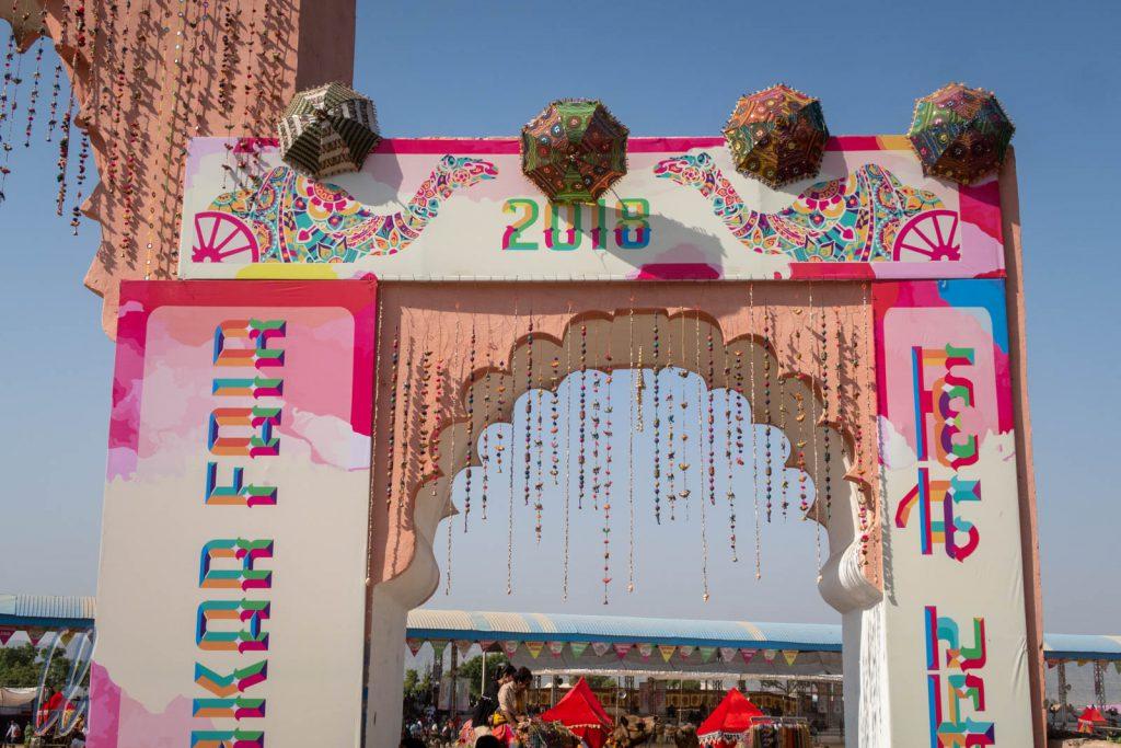 Willkommen auf der Pushkar Horse and Camel Fair 2018!