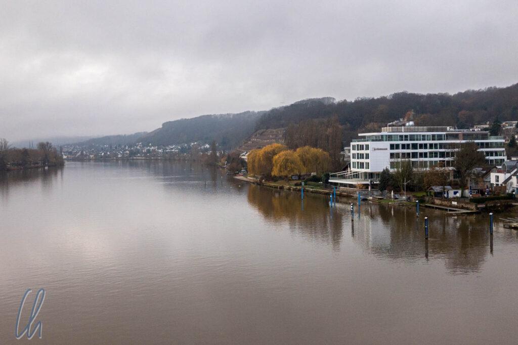Koblenz begrüßte uns mit eher tristem Wetter, aber unsere Herzen waren voller Reiseerinnerungen.
