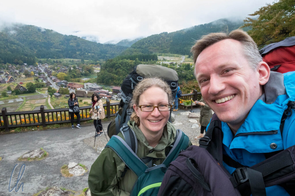 Wir hatten jeweils einen großen Trekkingrucksack und einen Tagesrucksack dabei. Aber was packt man für eine Weltreise ein?