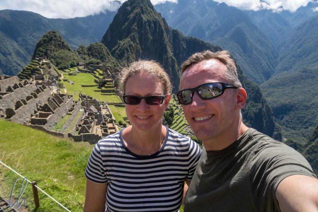 Machu Picchu war für uns sehr beeindruckend, hat aber wenig mit dem alltäglichen Peru zu tun.