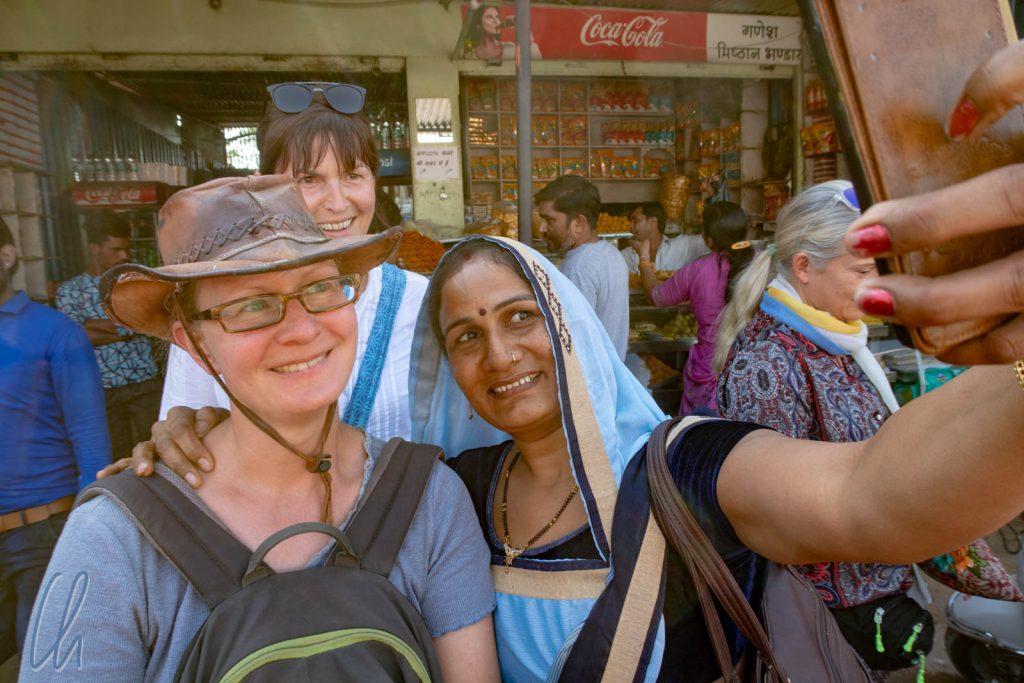 Indien hat uns extrem gut gefallen und wir genossen die Begegnungen mit vielen freundlichen Indern.